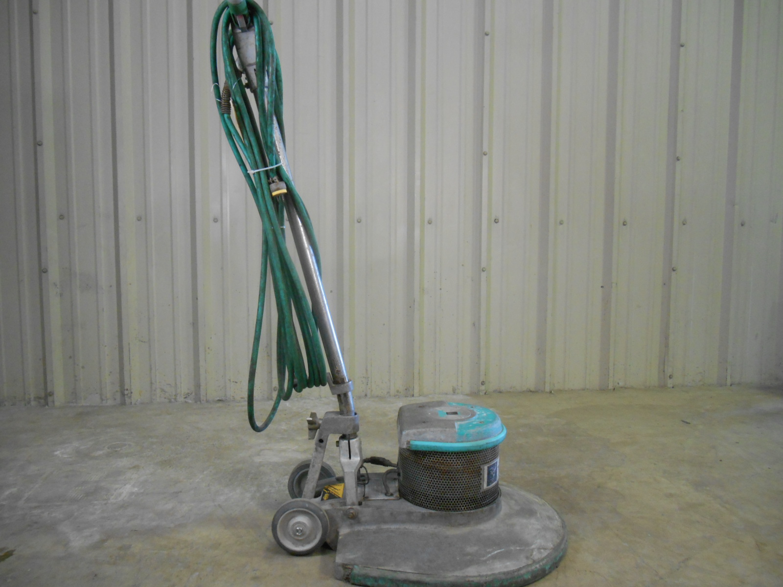 Used tornado 22 inch high speed floor buffer polisher for Floor buffer