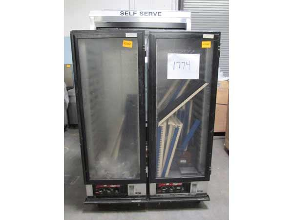 Used 2 Metro C175 CM2000 Portable Heating Proofing Warming Holding ...