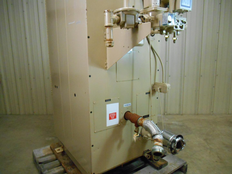 Clean Natural Gas Boiler Burners