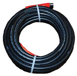 New 3 8 Quot X 100 Foot Smooth Cover 4000psi Pressure Washer Hose