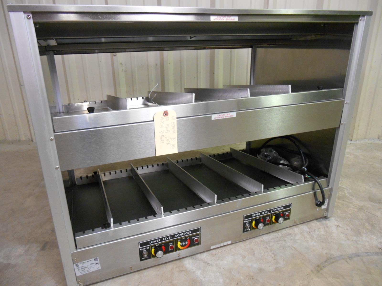 food countertops winco warmer countertop fw electric york new kitchenall