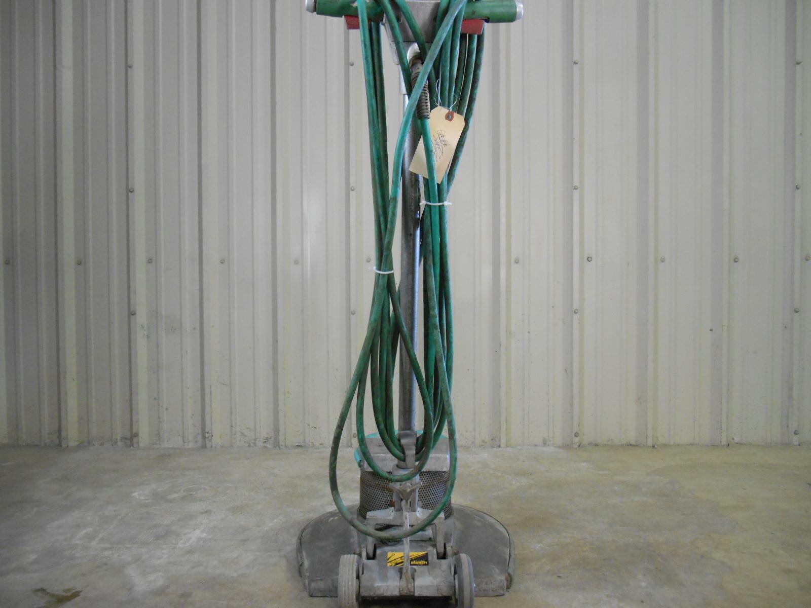 Used Tornado 22 Inch High-Speed Floor Buffer Polisher Burnisher