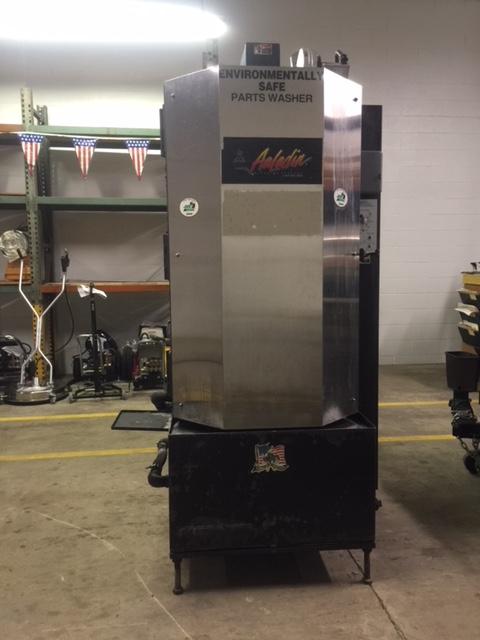 Aaladin 208 Ot Automatic Parts Washer