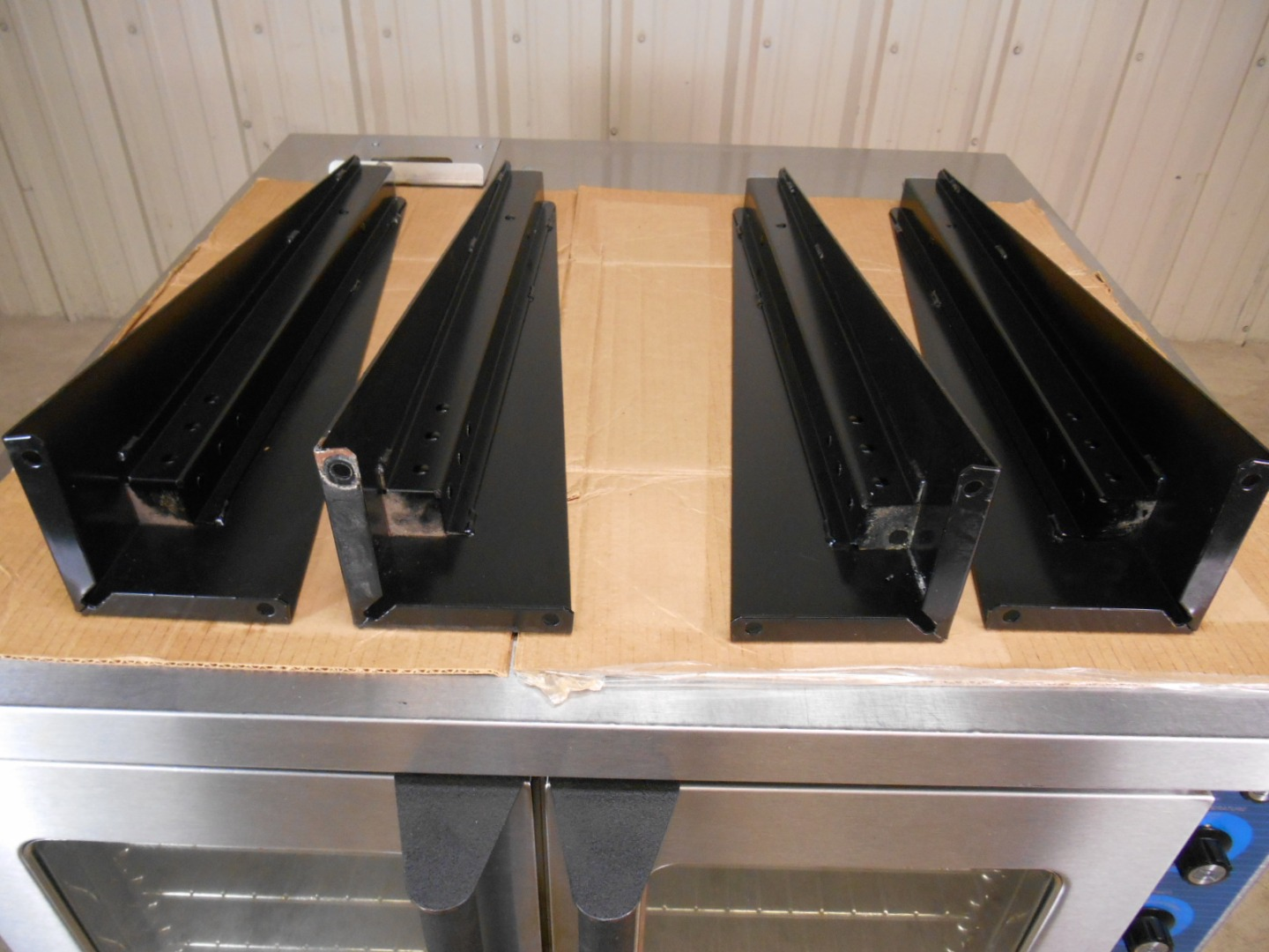 San Marcos Electric >> Used Duke Single 613 1PH Electric Convection Oven With Legs