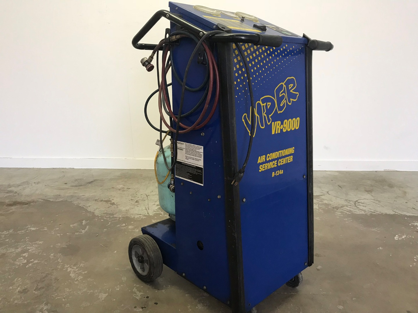 Used Century Viper Vr 9000 R 134a Air Conditioning Ac
