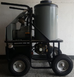 Used Delco Hot Water 1ph Diesel 4gpm 2000psi Pressure