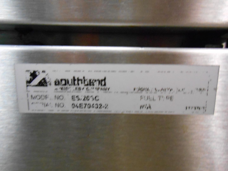 Used Southbend Es 20sc Gold Marathoner Double Electric