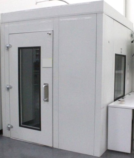 Used Eckel Noise Control Sound Proof Isolation Room C