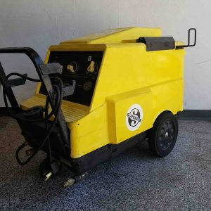 Used Karcher Hds 1150 Hot Water 1ph Diesel 4gpm