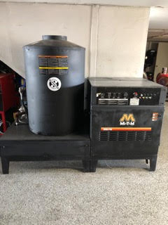Used Mi T M Heg 2010 Oe3g 3ph Natural Gas 10gpm