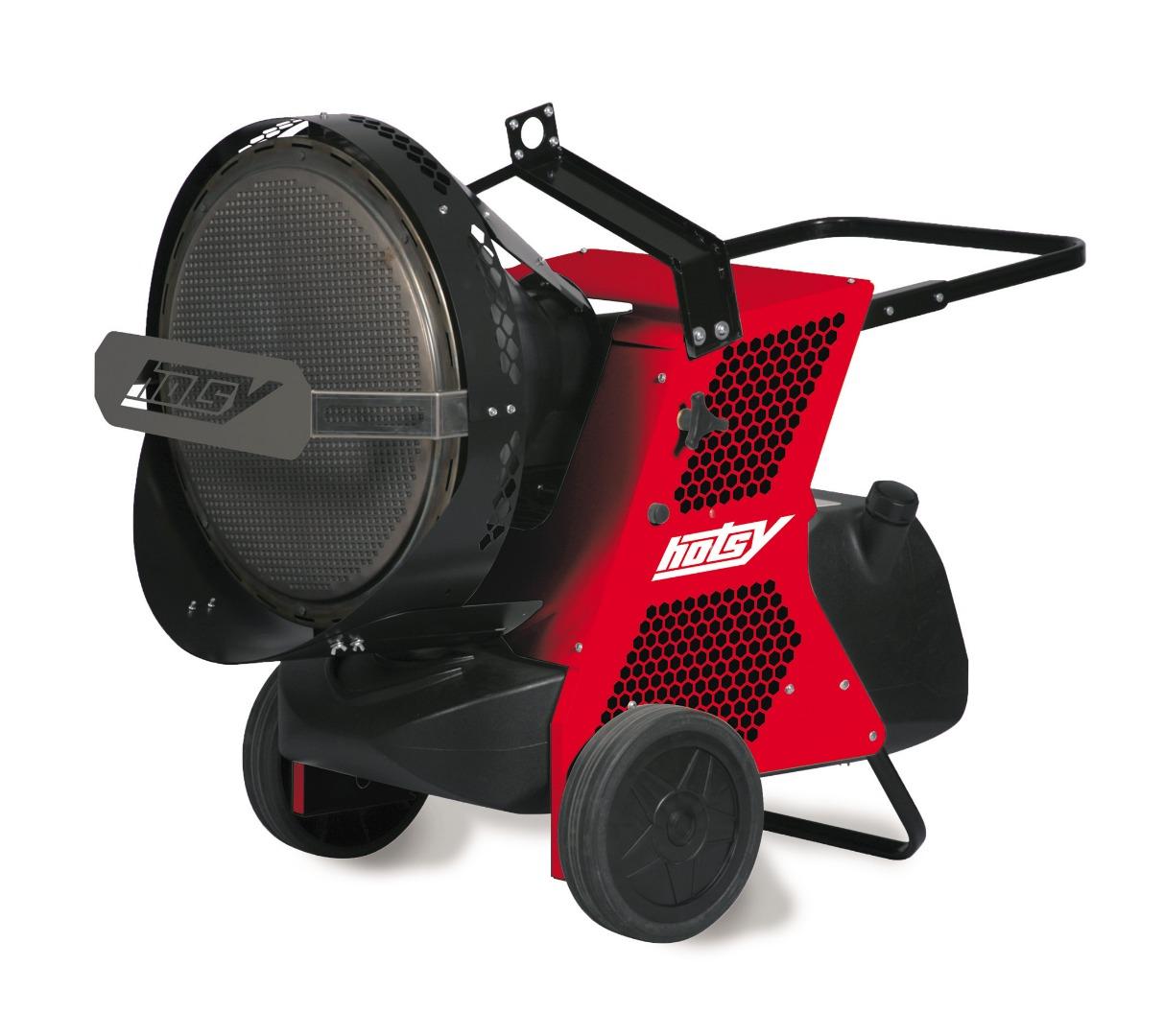 NEW Hotsy HeatMizer 155 155,000 BTU Portable Radiant ...