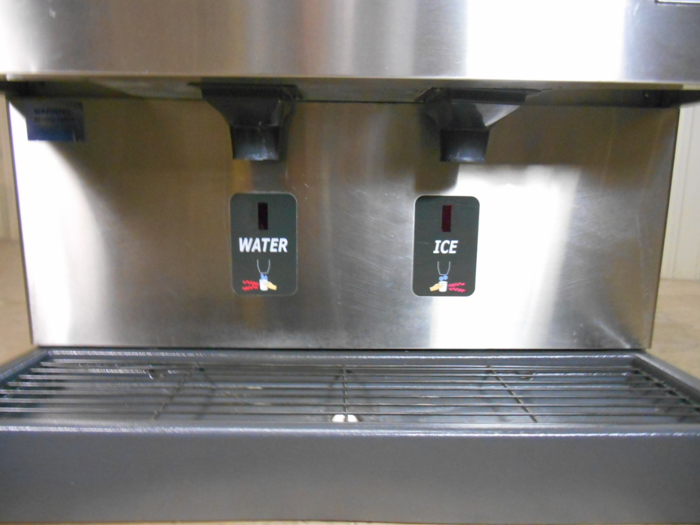 Texas Diesel Store >> Used Scotsman MDT6N90A 720lb Nugget Ice Maker With Water Dispenser