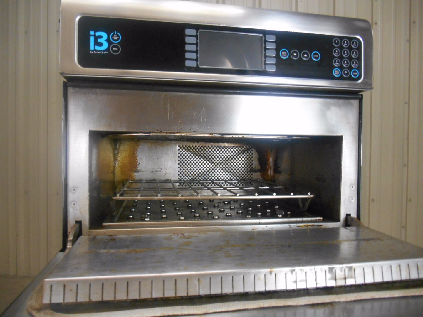 Used Turbochef I3 2011 Convection Microwave Rapid Cook