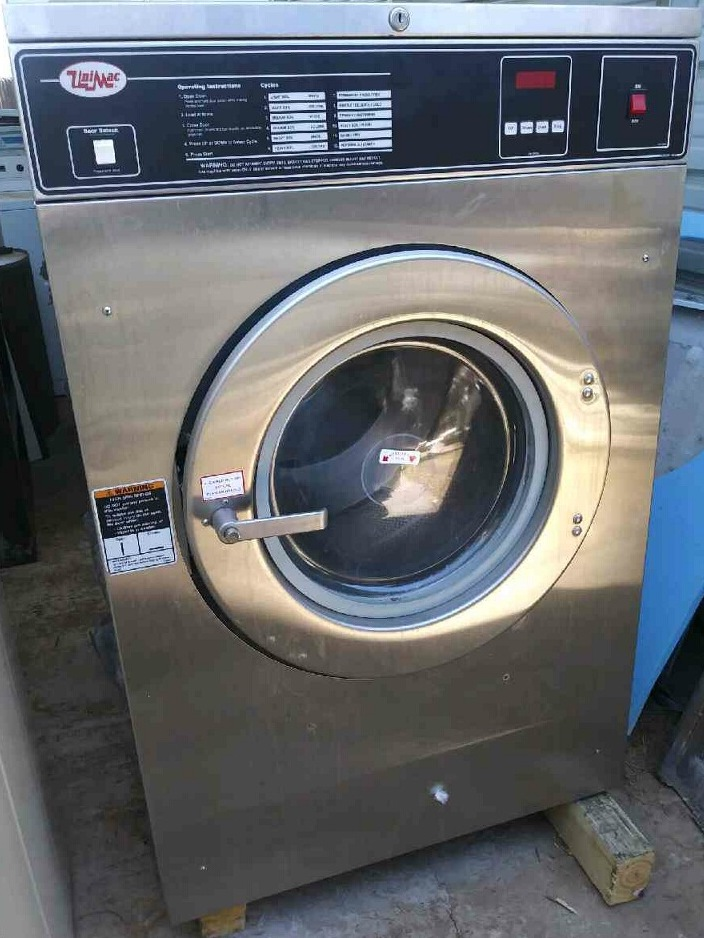 San Marcos Electric >> Used Unimac 40Lb On Premise Commercial Washer Extractor Single-Phase /Very Clean