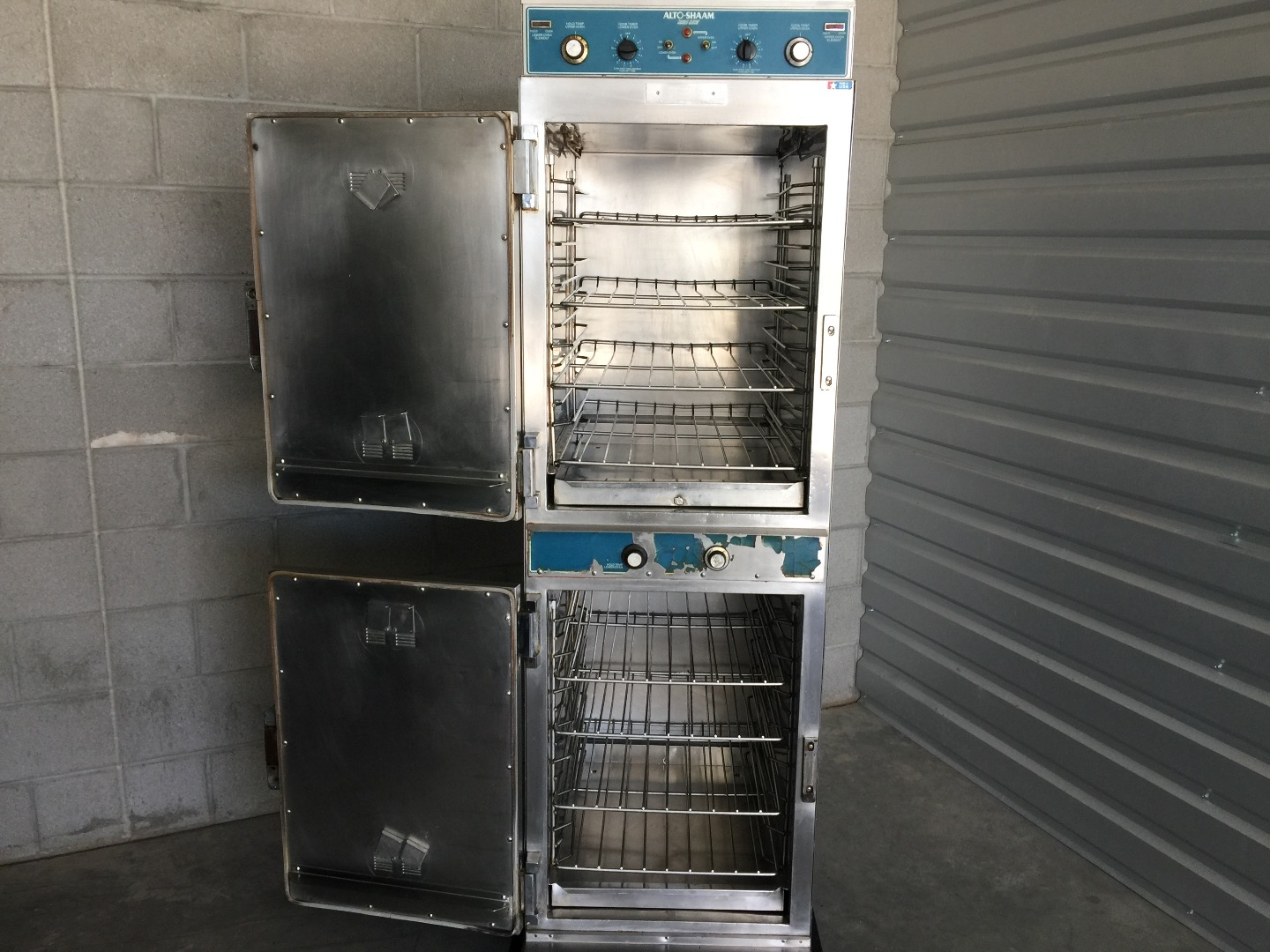 Texas Diesel Store >> Used Alto-Shaam 1000-TH/I Cook & Hold Cabinet Oven