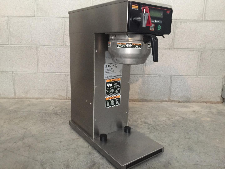 Used Bunn 38700.0032 Axiom DV-APS Airpot Coffee Brewer