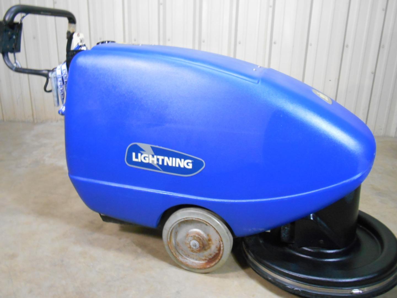 used windsor lightening l20t 20 battery floor burnisher