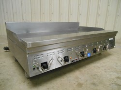 "Garland 60""  Master Electric Production Griddle Used, Not Tested"