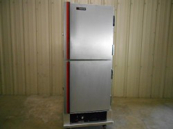 CresCor Heated Holding Cabinet On Wheels Used, Tested Good