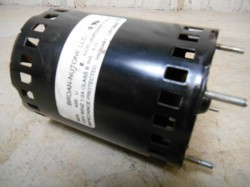 Broan Nutone Universal Commercial Fan Motor Never Used, Not Tested