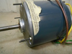 General Electric 1/3 HP Motor Used, Not Tested