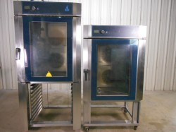 2 Revent DO-SYS Electric Convection Steam Ovens Used, Not Tested