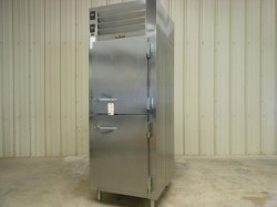 Traulsen Refrigerated and Heated Cabinet Used, Tested Good