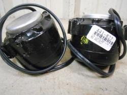 2 Hussmann Condenser Fan Motors Never Used, Not Tested