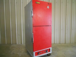CresCor  Mobile Food Holding Warming Cabinet Used, Tested Good