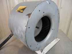 Morrison Blower Assembly W/ 1/3hp GE Motor Used, Tested Good
