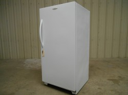 Frigidaire Upright Commercial Freezer Used, Tested Good