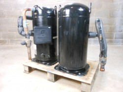 25 Ton Copeland Scroll Compressor Used, Not Tested