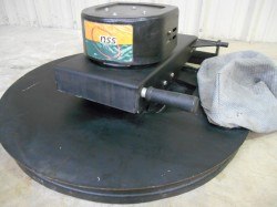 Imperial 36 Volt Pad Drive Motor W/NSS Assembly Good Condition