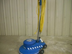 Powr-Flite High-Speed Shine Master Floor Burnisher Used, Tested Good