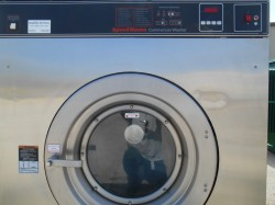 Speed Queen 80lb Hardmount Commercial Washer Used, Not Tested