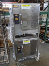 AccuTemp  Evolution 6-Pan Double Convection Steamer Used, Tested Good