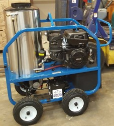 Demo Alkota Dominator Gas 4000PSI Pressure Washer Used, Tested Good