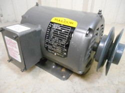 Baldor Industrial 1.5hp Motor Good Condition