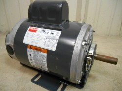 Dayton General Purpose Capacity Start 1hp Motor Never Used, Not Tested