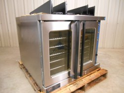 Duke Single Electric Convection Oven W/Legs Used, Tested Good
