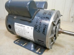 Marathon Electric 1.5 HP Motor Needs Repair