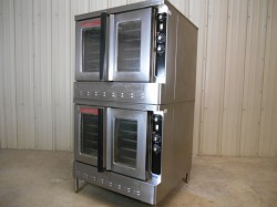 Blodgett Dual Flow Gas Double Convection Oven Used, Tested Good