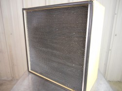 Aerostar Laminar Flow & Bio Safety Hepa Filter Good Condition