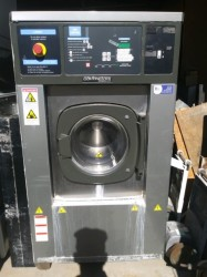 Continental 40lb On Premise Laundry Washer Used, Tested Good