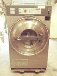 Continental 50 Pound Coin Laundry Washer / Clean Used, Tested Good