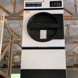 Continental 40 Pound Electric Commercial On Premise Dryer Used, Tested Good