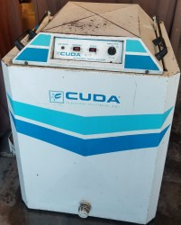 Cuda 2412 Top Load 24 Inch Automatic Parts Washer Never Used, Tested Good