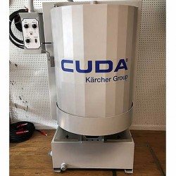 Cuda H20-2530 Hot Automatic Parts Washer Used, Tested Good