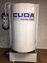 Cuda H20-2840 Hot Automatic Parts Washer Used, Tested Good