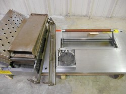 XLT Conveyor Oven Door, Finger, & Parts Excellent Condition